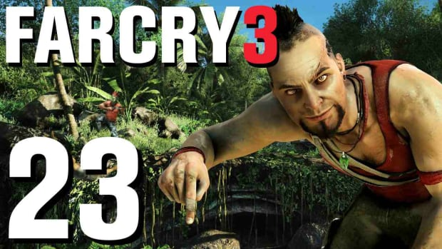W. Far Cry 3 Walkthrough Part 23 - The Motherlode Promo Image