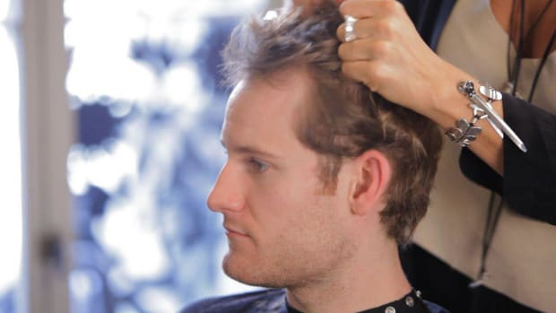 G. How to Hide Thinning Hair on a Man Promo Image