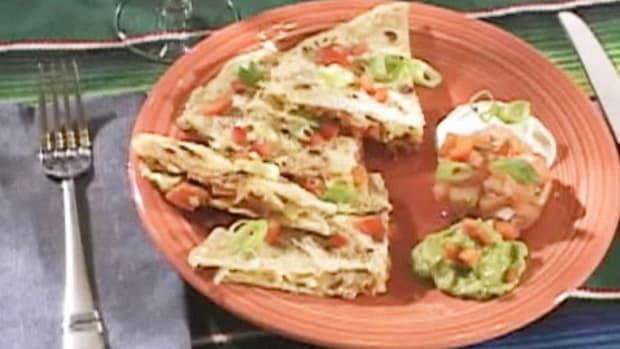 I. How to Make Homemade Flour Tortillas Promo Image