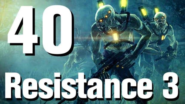 ZN. Resistance 3 Walkthrough Part 40: Sabotage Promo Image