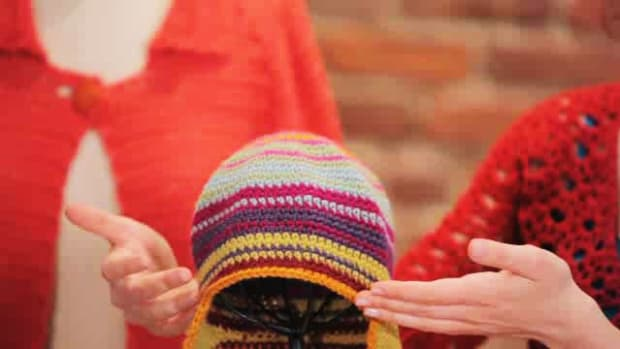 J. How to Crochet a Beanie Promo Image