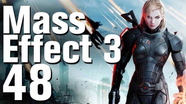 ZV. Mass Effect 3 Walkthrough Part 48 - Citadel - Save the Council Again Promo Image