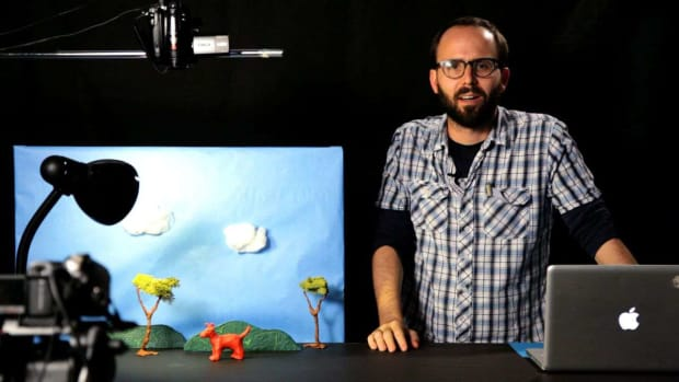 W. How to Do Stop Motion Animation with Joe Vena Promo Image