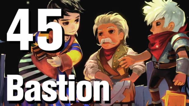 ZS. Bastion Walkthrough Part 45: Slinger Range - First Prize Promo Image