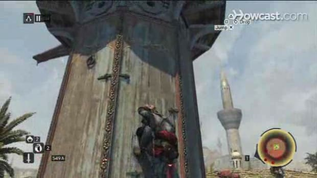 N. Assassin's Creed Revelations Walkthrough Part 14 - On the Attack Promo Image