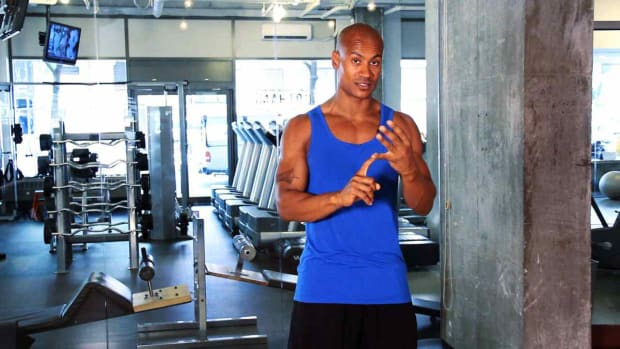 ZJ. Basic Gym Workout Routine Ideas Promo Image