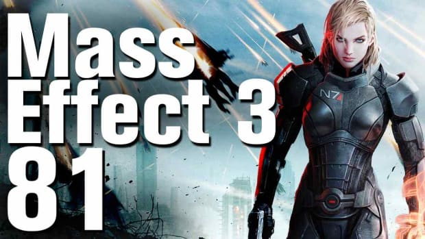 ZZZC. Mass Effect 3 Walkthrough Part 81 - Cronos Station Promo Image