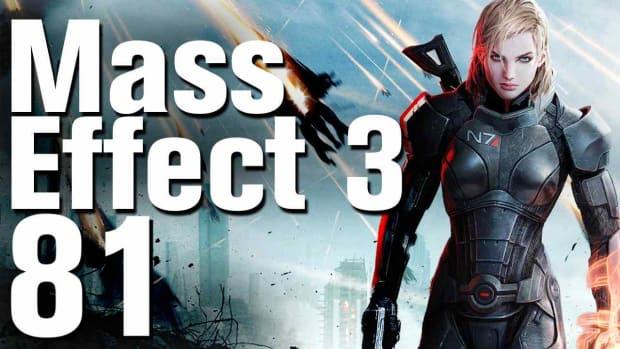 ZZZC. Mass Effect 3 Walkthrough Part 81 - Cronos Station Promo Image