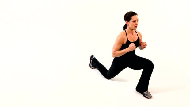 ZT. Boot Camp Workout for Women with Rachel Buschert Vaziralli Promo Image