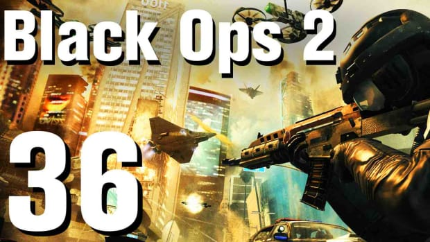 ZJ. Black Ops 2 Walkthrough Part 36 - Odysseus Promo Image