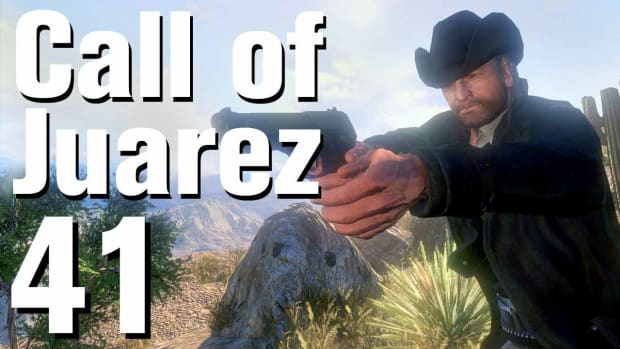 ZO. Call of Juarez The Cartel Walkthrough: Chapter 12 (4 of 4) Promo Image