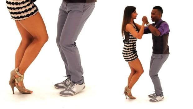 J. How to Do Bachata Urbana Dancing Promo Image