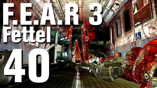 ZN. F.E.A.R. 3 Fettel Walkthrough Part 40: Port (8 of 8) Promo Image