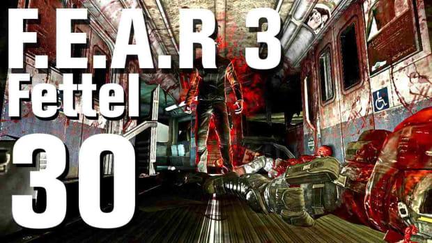 ZD. F.E.A.R. 3 Fettel Walkthrough Part 30: Bridge (2 of 4) Promo Image