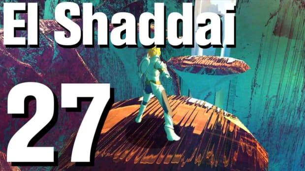 ZA. El Shaddai Walkthrough Part 27: Azazel's Zeal (3 of 3) Promo Image