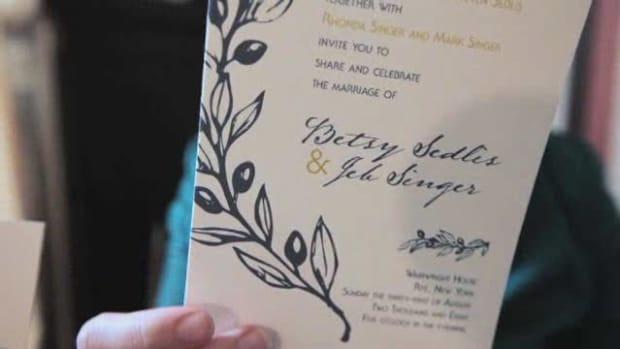 F. 4 Different Wedding Invite Printing Techniques Promo Image