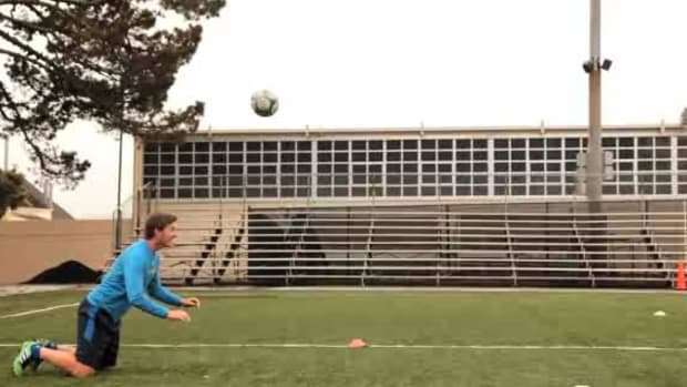 C. How to Do Heading Drills for Soccer Promo Image