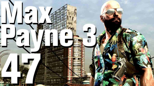 ZU. Max Payne 3 Walkthrough Part 47 - Chapter 13 Promo Image