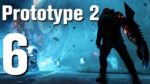 F. Prototype 2 Walkthrough Part 6 - Operation Flytrap Promo Image