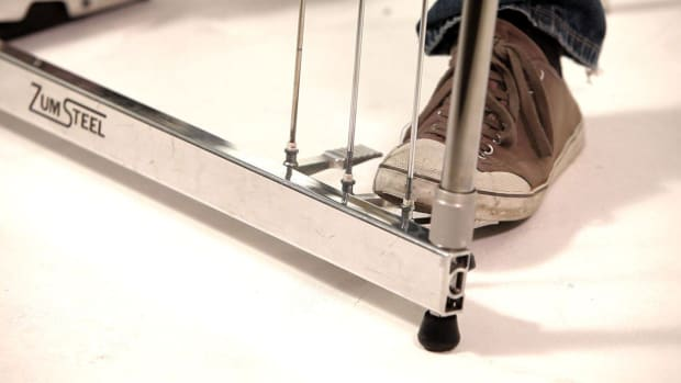 W. How to Use the A & B Pedals Together on a Pedal Steel Guitar Promo Image