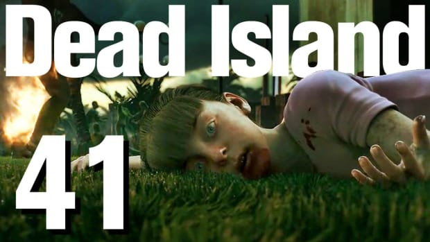 ZO. Dead Island Playthrough Part 41 - Drop by Drop Promo Image