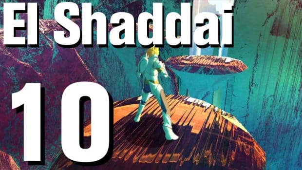 J. El Shaddai Walkthrough Part 10: The Tower (4 of 5) Promo Image