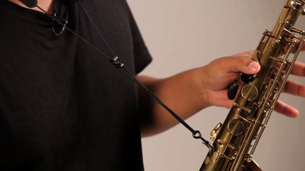 M. How to Play the Saxophone Octave Key Promo Image