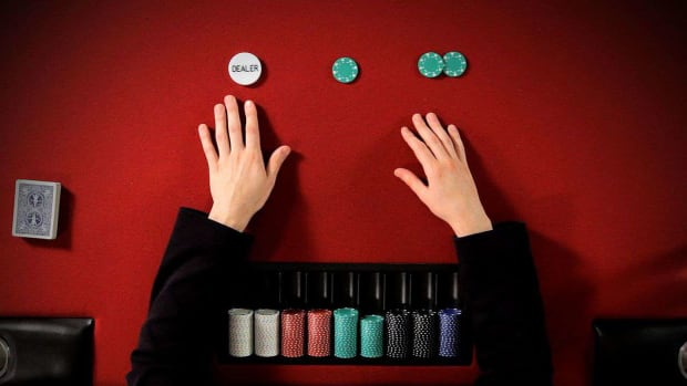 "Q. What Does ""On the Button"" Mean in Poker? Promo Image"