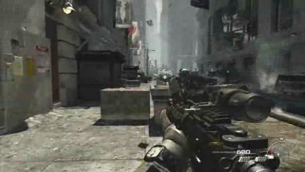 A. Modern Warfare 3 Walkthrough - Prologue Promo Image