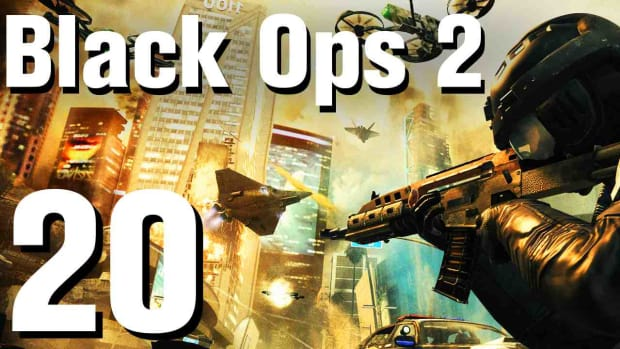T. Black Ops 2 Walkthrough Part 20 - Fallen Angel Promo Image