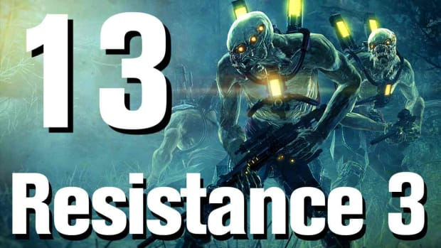 M. Resistance 3 Walkthrough Part 13: Friends in Low Places Promo Image
