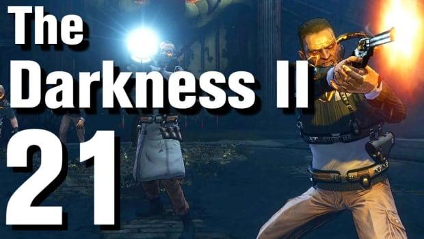U. The Darkness 2 Walkthrough - Part 21 HellGate Boardwalk Promo Image