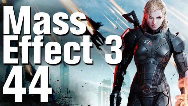 ZR. Mass Effect 3 Walkthrough Part 44 - Tuchanka - Shroud Facility Promo Image