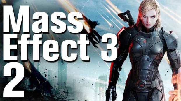 B. Mass Effect 3 Walkthrough Part 2 - Opening Promo Image
