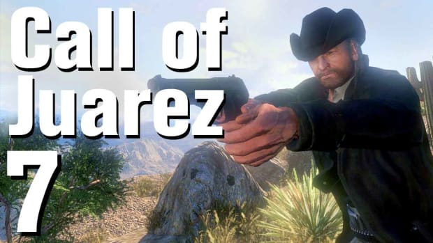 G. Call of Juarez The Cartel Walkthrough: Chapter 2 (1 of 2) Promo Image