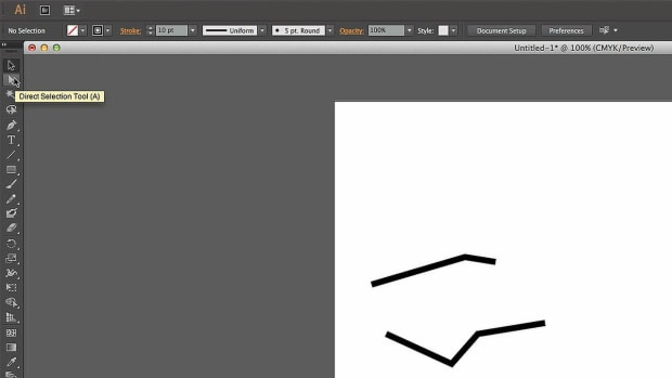 I. How to Join Paths Using the Pen Tool in Adobe Illustrator Promo Image