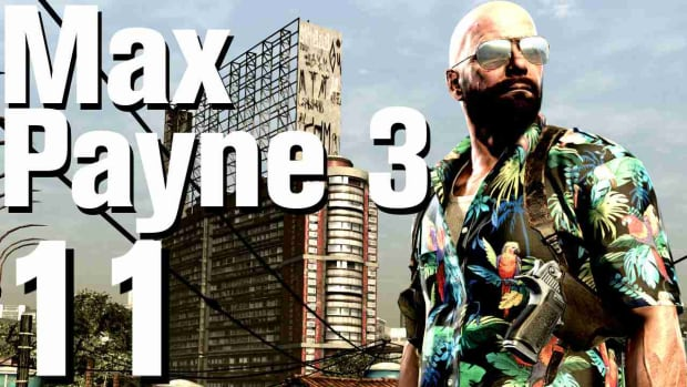 K. Max Payne 3 Walkthrough Part 11 - Chapter 4 Promo Image