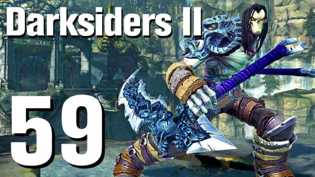 ZZG. Darksiders 2 Walkthrough Part 59 - Chapter 9 Promo Image