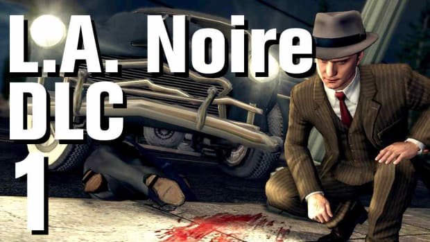 "A. L.A. Noire Walkthrough: ""The Naked City"" (1 of 11) Promo Image"