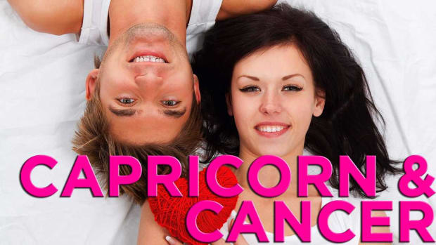 ZZL. Are Cancer & Capricorn Compatible? Promo Image