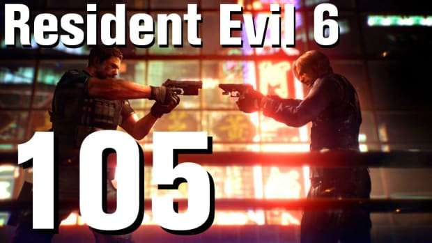 ZZZZA. Resident Evil 6 Walkthrough Part 105 - Chapter 18 Promo Image