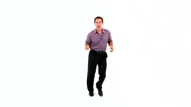 I. How to Do Double Time Swing in Swing Dance Promo Image