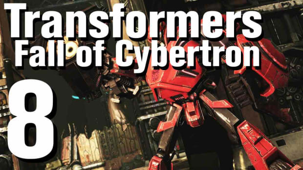 H. Transformers Fall of Cybertron Walkthrough Part 8 - Chapter 3 Promo Image