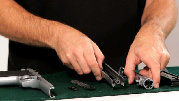 H. How to Disassemble a Desert Eagle .44 Promo Image