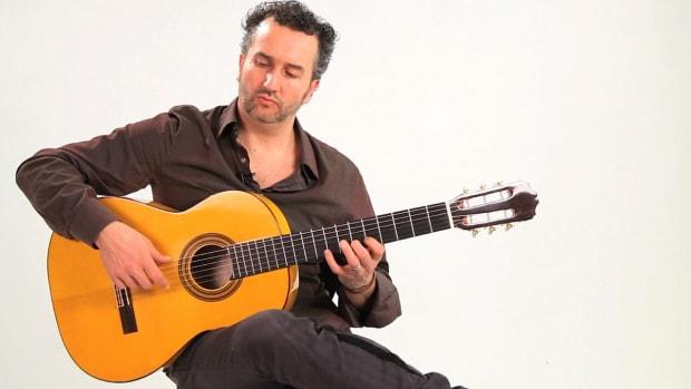 V. Flamenco Guitar Techniques: How to Play Picado Promo Image