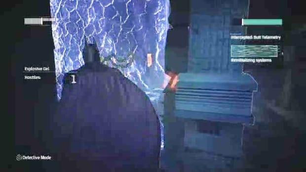 ZK. Batman Arkham City Walkthrough Part 37 - Boss - Mr. Freeze Promo Image
