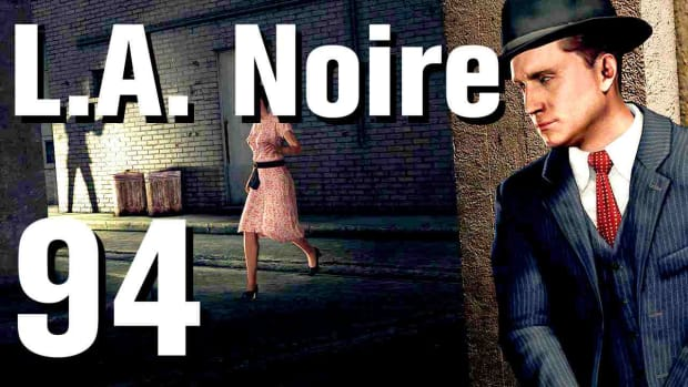 """ZZZP. L.A. Noire Walkthrough Part 94: """"Manifest Destiny"""" (10 of 10) Promo Image"""