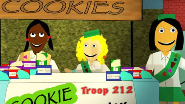 B. How to Sell More Girl Scout Cookies Promo Image