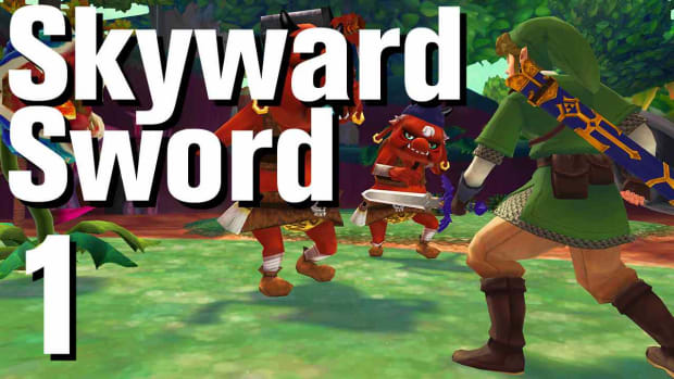 A. Zelda: Skyward Sword Walkthrough Part 1 - Introduction Promo Image