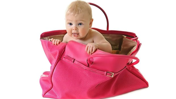 A. How to Pack a Diaper Bag Promo Image